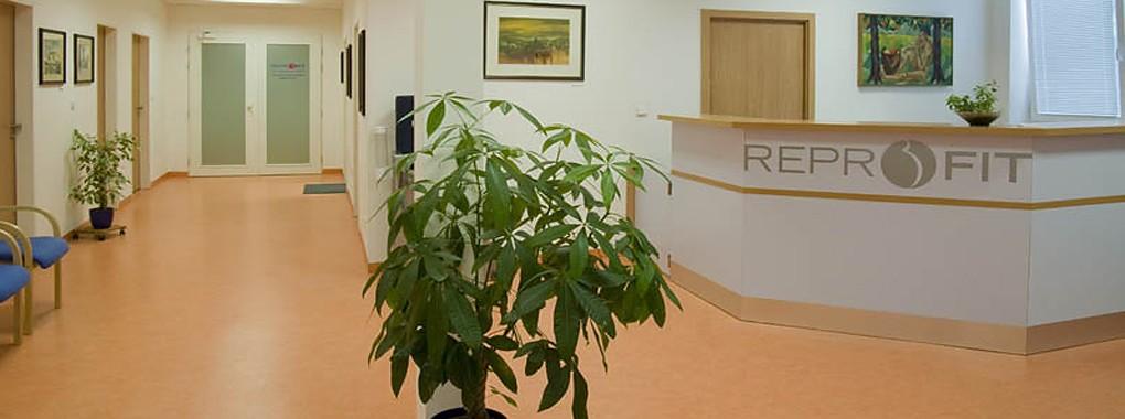 Réception centre FIV
