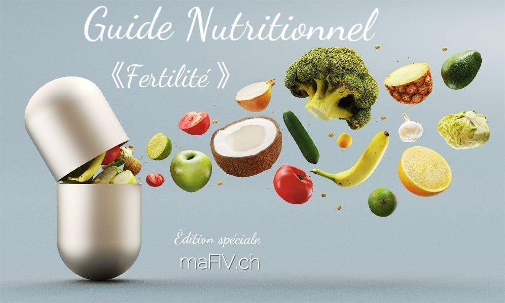 Guide Nutrionnel Fertilité
